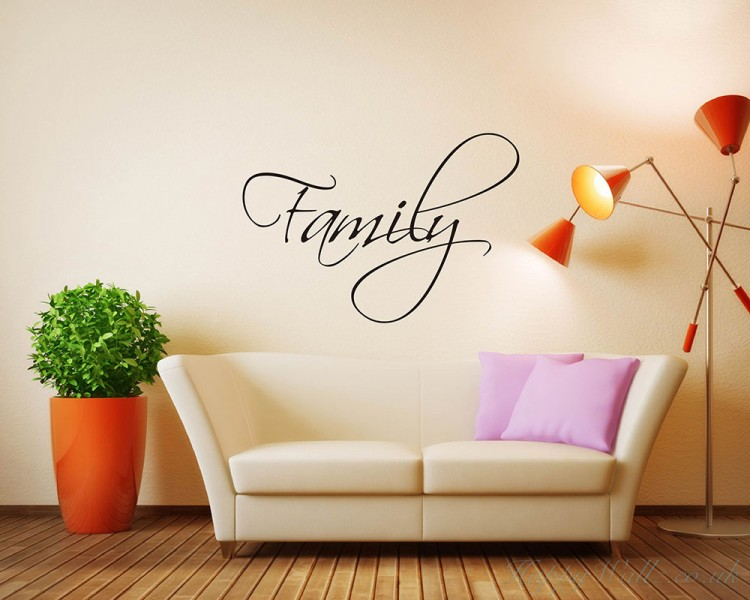 Family Inspirational Home