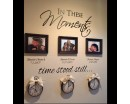 In these moments time stood still-Wall Quote-Customized Name Wall Decal
