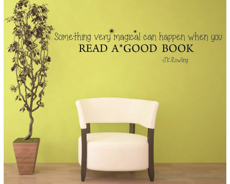 J.K.Rowling Motivational Quote Wall Sticker Inspirational Wall ...