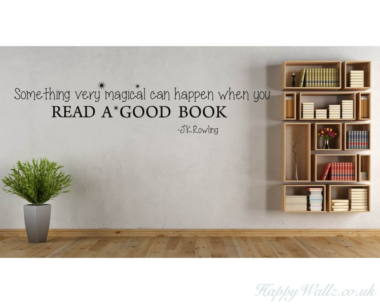 j.k.rowling motivational quote wall sticker inspirational wall quotes