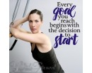 Goal Setting - Decision To Start