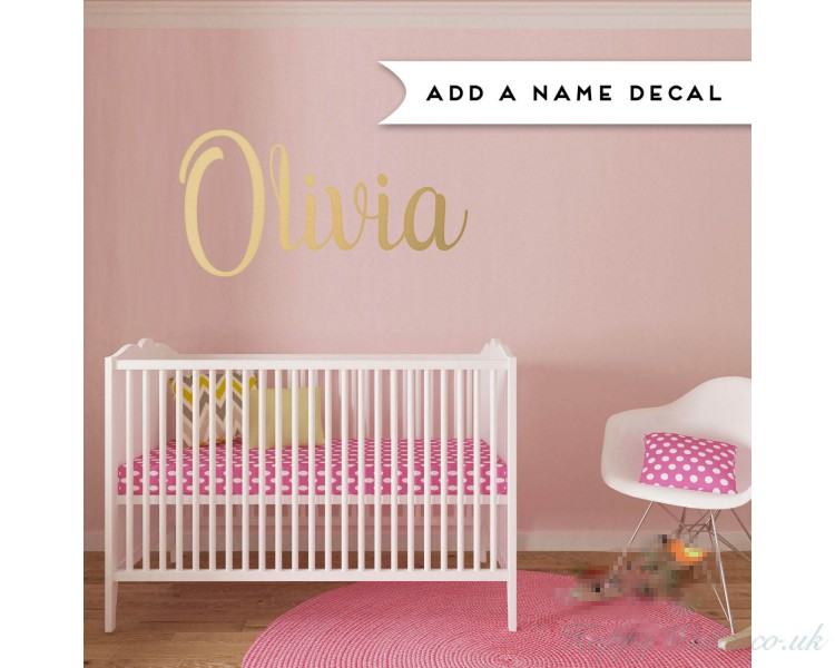 Create Your Own Name Wall Decal   Custom Vinyl Letters, Custom Vinyl  Lettering Custom   Part 77