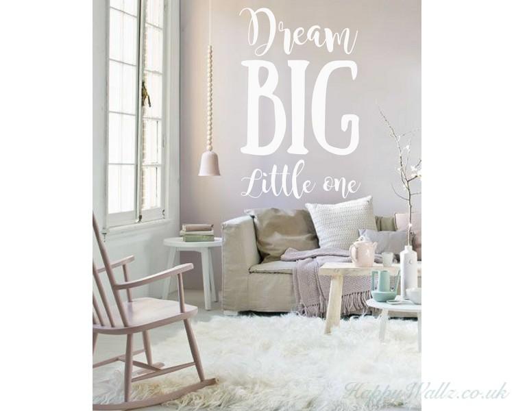 006374fade492 Dream Big Little One