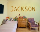 Customised Name  Nursery Sticker