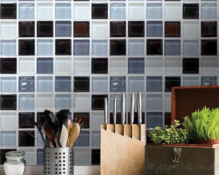 Home Furniture Diy Wall Decals Stickers 6pcs Kitchen Tile Stickers Bathroom Mosaic Sticker Self Adhesive Wall Decor Uk Mtmstudioclub Com