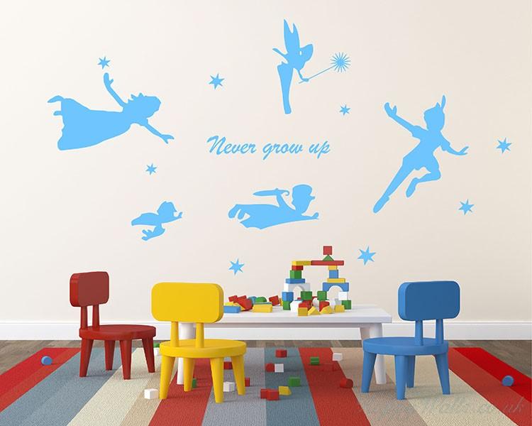 Grow Up Nursery Sticker