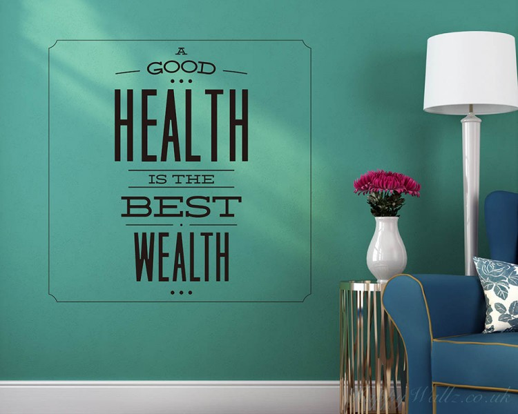 A Good Health Quotes