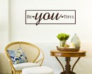 Beautiful Quotes Wall  Art Stickers