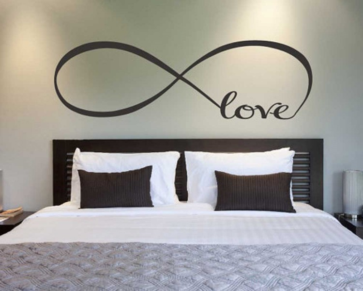 Infinity Love Quotes Enchanting Love Quotes Wall Art Stickers