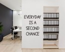 Everyday Quotes Wall  Art Stickers