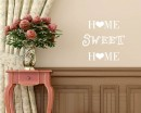 Home Sweet Home Quotes Wall Art Stickers