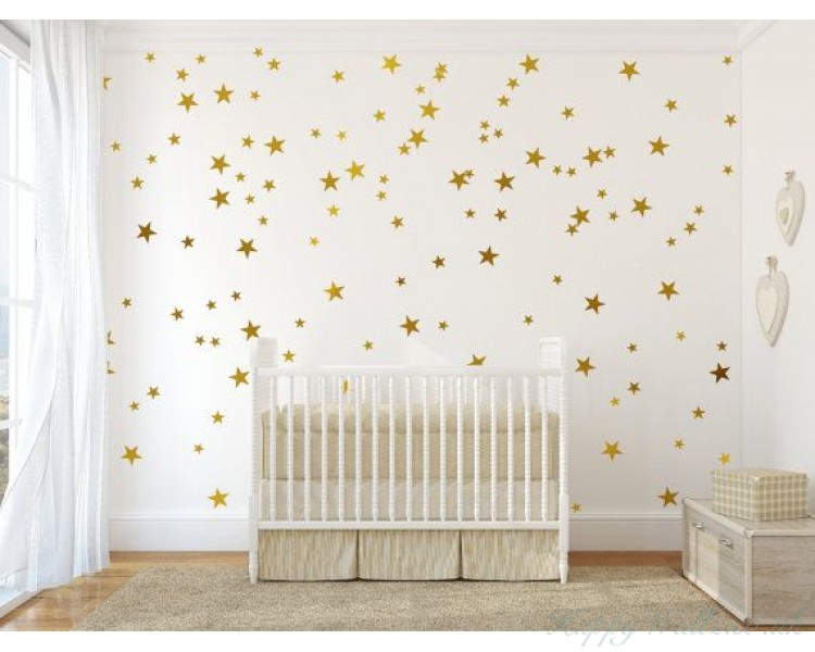star glow in the dark wall stickers star wall decals for nursery for