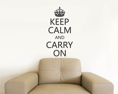 Keep Calm Wall Stickers