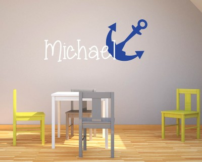 Name Wall Stickers