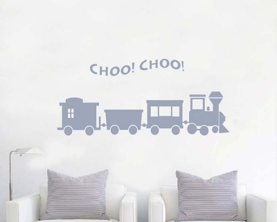 Train Wall Stickers
