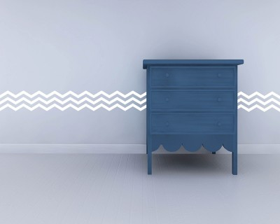 Chevron Wall Stickers
